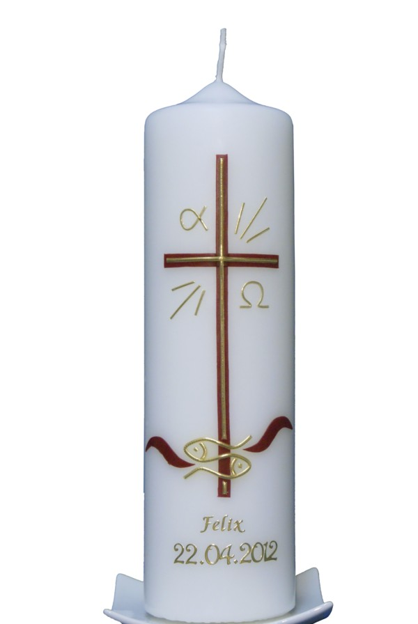 Communion candle / table candles