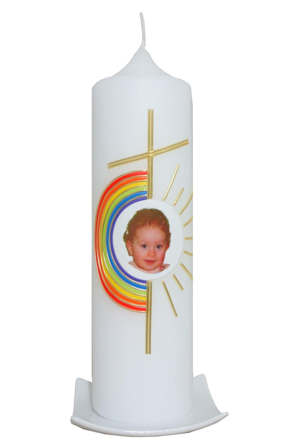 Kerzenständer Holz Taufkerze ~ Taufkerzen  Bestellen Sie Ihre individuell gestaltete Taufkerze
