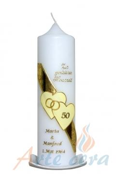 Goldene Hochzeit 25x7