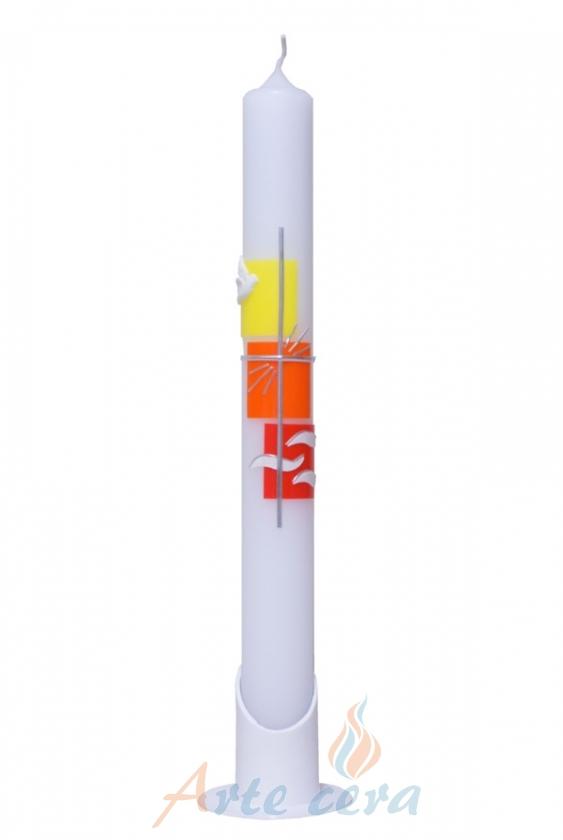 Kerzenständer Holz Taufkerze ~ Startseite Katalog Taufkerzen Taufkerzen 40 x 4cm Taufkerze Taube